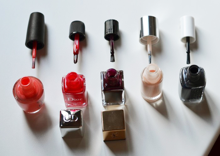 pinceaux vernis a ongles