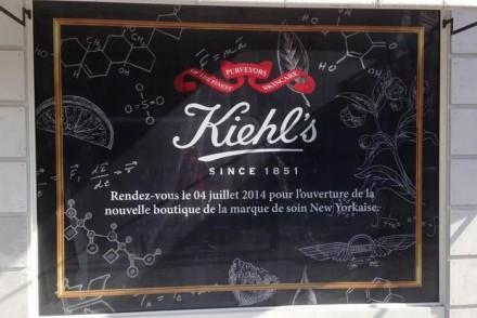 KIEHL'S 2 RUE DE SEVRES BIS
