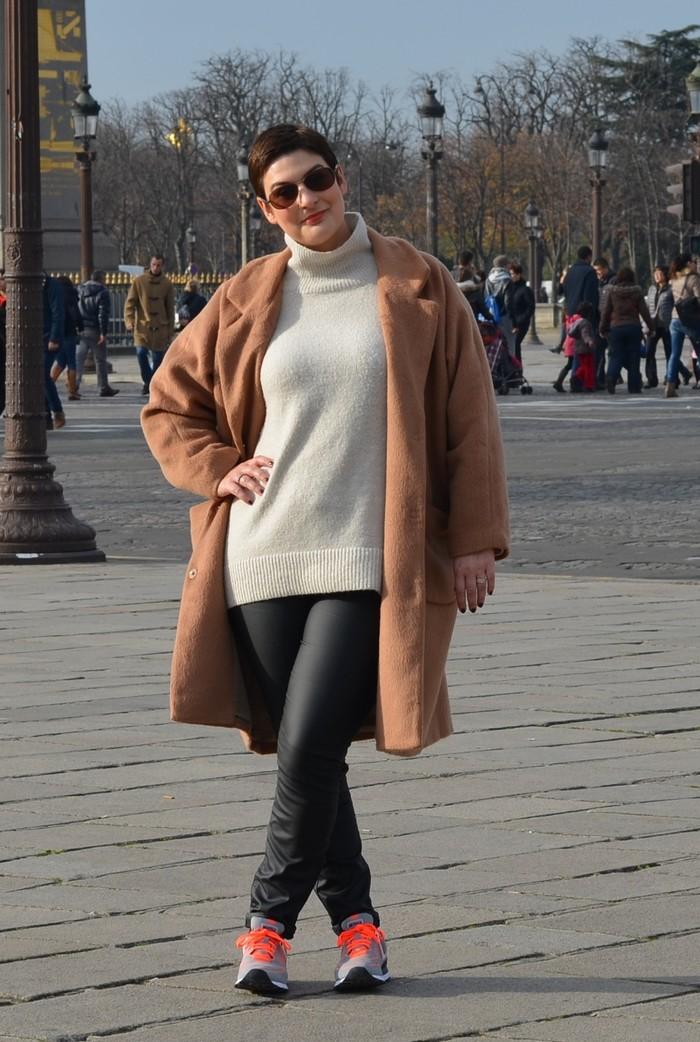 beaute Le manteau doudou maquillage