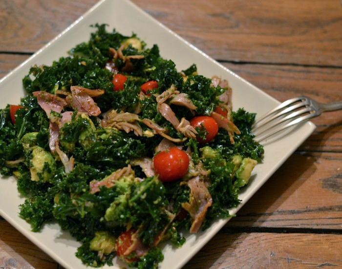 beaute Une bonne petite salade de kale maquillage