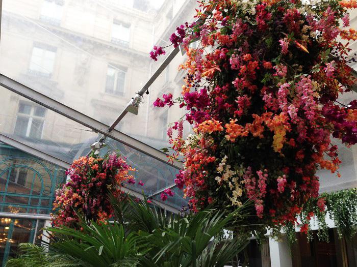 Le Jardin D Hiver De L Hotel Westin Mon Blog De Fille
