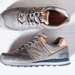 Wanted New Balance 574 Precious Metals (pour moi ;-)