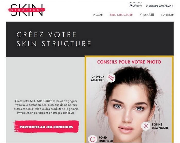 skin structure 1