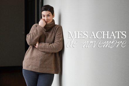 haul_mes_achats_de_novembre